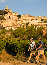 Provence walking photo